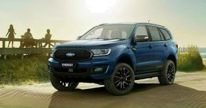 Bảng Giá Ford Everest Tháng 5 Năm 2021 Mới Nhất.