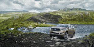 Báo giá Ford Everest 2020 kèm ưu đãi