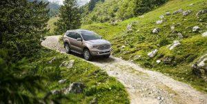 Báo giá Ford Everest 2020 mới nhất kèm ưu đãi