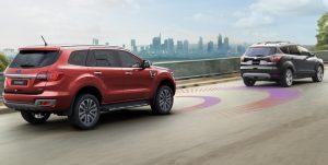 Giá Ford Everest 2021 mới nhất cập nhật