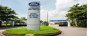 Ford Lào Cai- Đại lý xe Ford chính hãng tại Lào Cai.