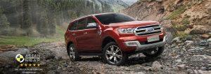 Bảng báo giá xe Ford Everest 2018 giá cực sốc tại Hòa Bình