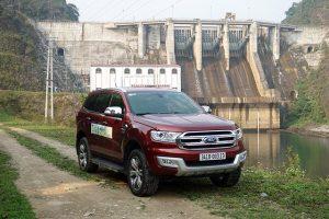 Bảng báo giá xe Ford Everest 2018 giá cực sốc tại Hưng Yên