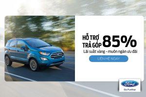 Thủ tục mua xe ô tô trả góp tại Đại Lý Ford 3S