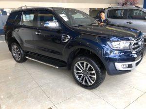 Ford Everest 2020 thay đổi đáng đồng tiền