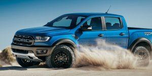 Chi tiết Ford Ranger Raptor 2020 sẽ về Việt Nam