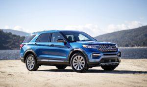 So sánh điểm khác biệt giữa Ford Explorer 2019 và 2020