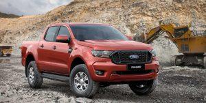 Đánh giá Ford Ranger XLS 1 Cầu Số Tự Động 2021