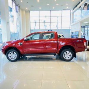 Đánh giá nhanh chiếc Ford Ranger Limited 2021