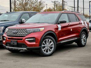 Giá Ford Explorer 2021 Mới Nhất